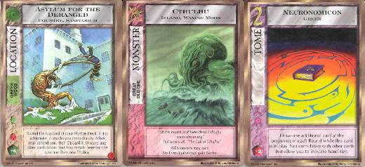 Waking World Cards